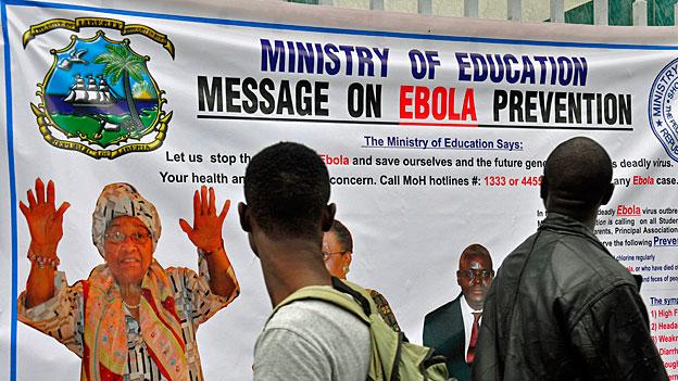 Ethisch vertretbar - experimentelle Medikamente gegen Ebola