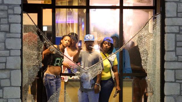Die Nationalgarde kommt nach Ferguson