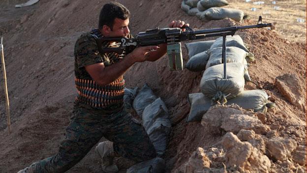 Deutsche Waffen für die Kurden