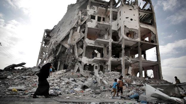 Gaza: Der Wiederaufbau nach der Waffenruhe