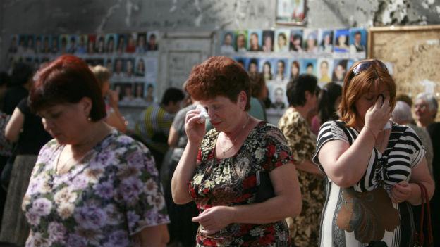 Zehn Jahre nach Beslan: «Grauenhafte Bilder, die bleiben.»