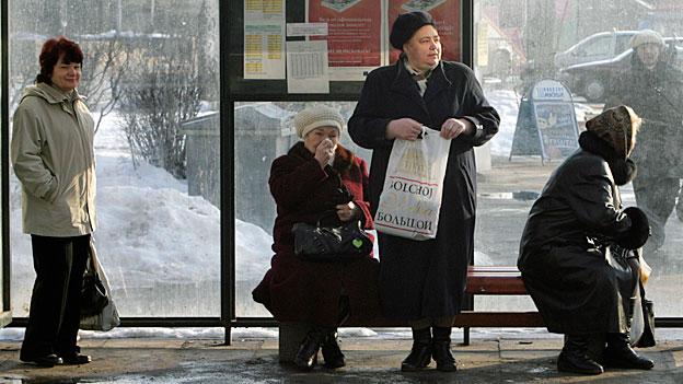 Russen in Estland