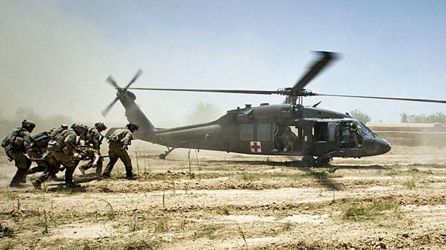 Die Nato und Afghanistan