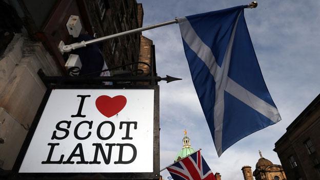 Schottische Separatisten holen auf