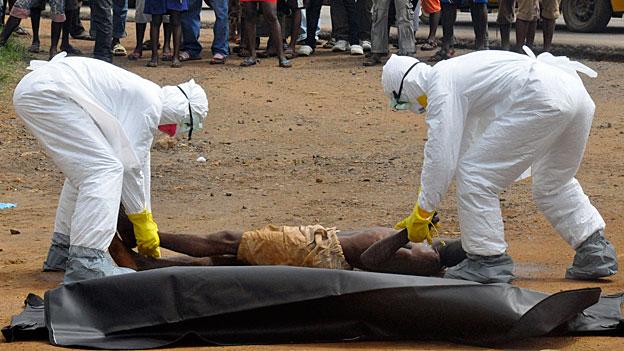 Impfstoff gegen Ebola