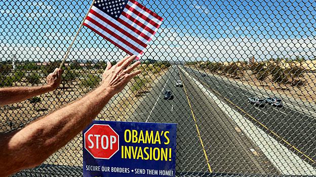 Einwanderungsreform - Obama beugt sich politischem Druck