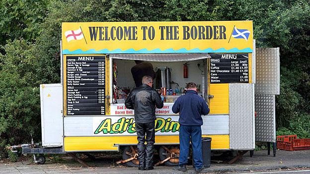 Britische Polit-Elite bemüht sich um die Schotten