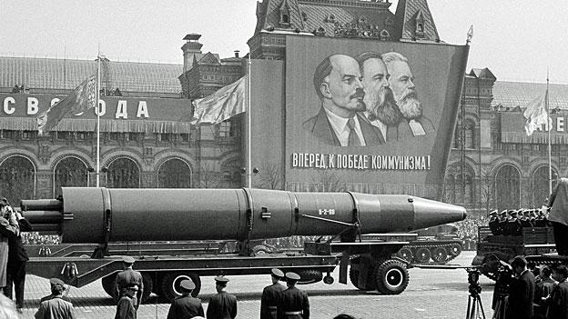 Der Kalte Krieg ist zurück - in den Köpfen