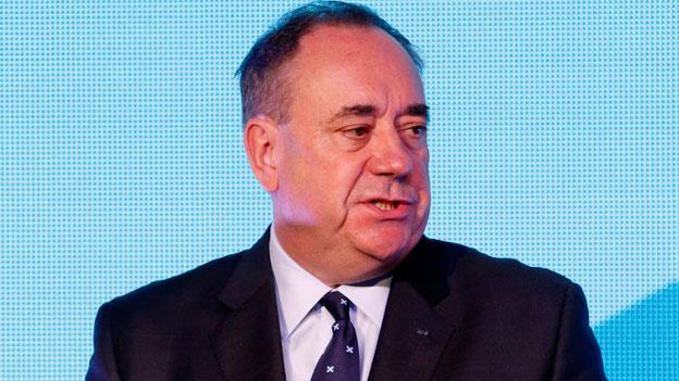 Alex Salmond tritt nach schottischem «Nein» zurück