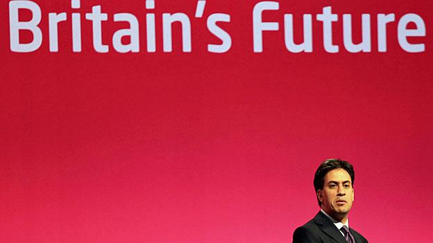 Eile mit Weile - Ed Miliband als möglicher Premier