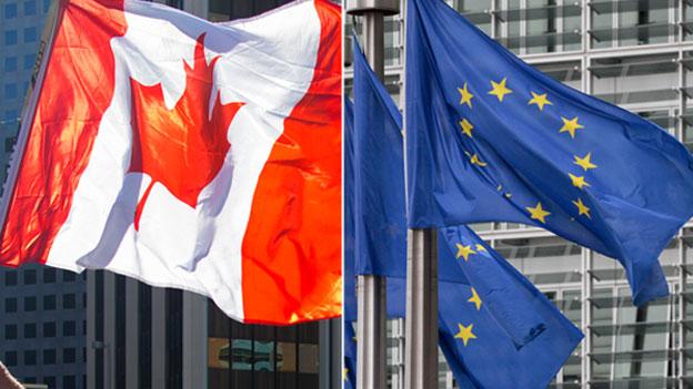 Umstrittenes EU-Freihandelsabkommen mit Kanada