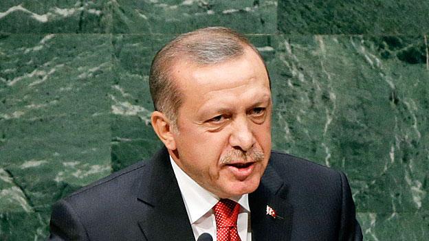 Gefährliche Ideen des türkischen Präsidenten