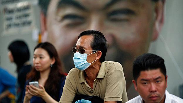 Warten auf Pekings Reaktion