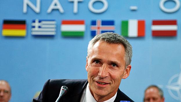 Stoltenberg fordert Stärkung der Nato