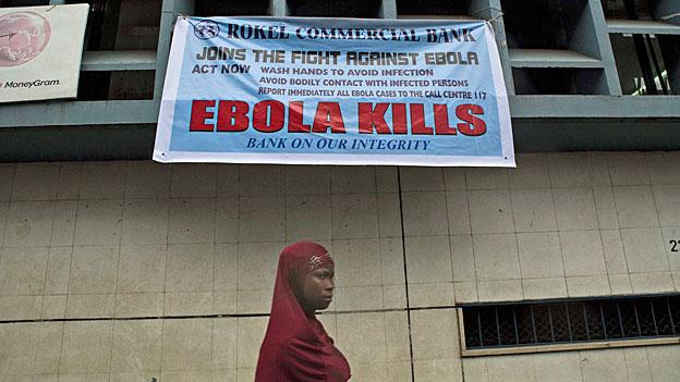 Ebola - ohnmächtige WHO