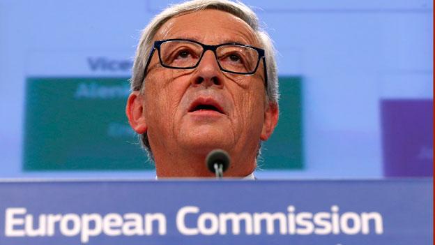 EU-Kommission: Junckers Truppe unter Beschuss