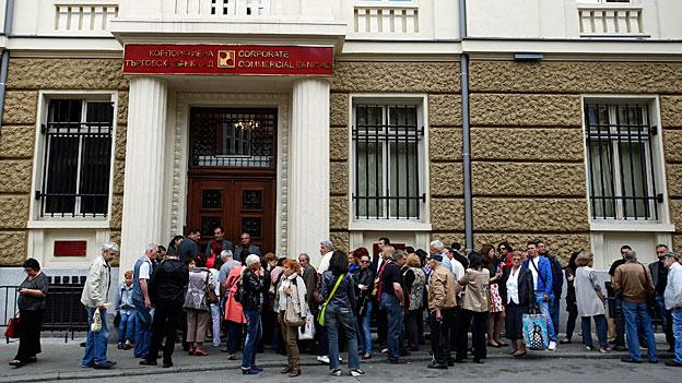 Bulgarien leidet unter der Macht der Oligarchen