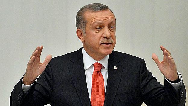 Undurchsichtige Rolle der Türkei