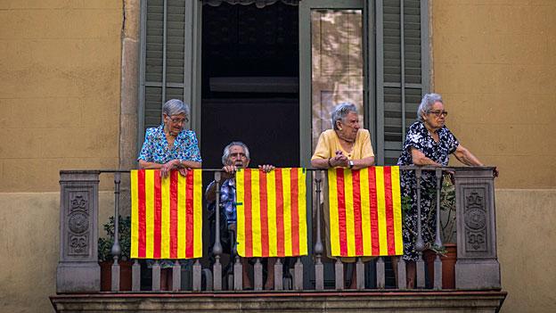 Katalonien im Krebsgang