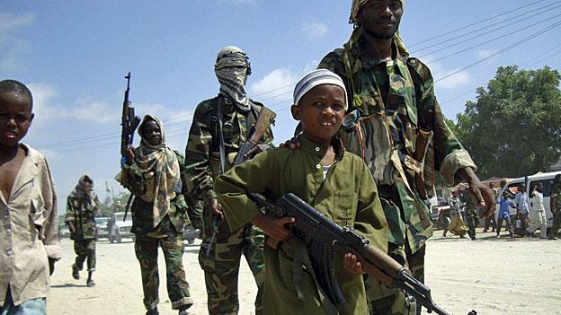 Schweizer Engagement für Kindersoldaten