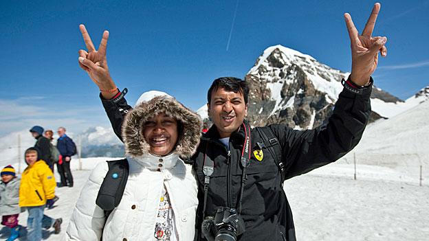 Indien sucht in der Schweiz nach Steuerbetrügern