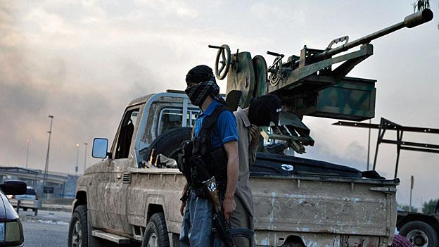 Wie der «Islamische Staat» zu seinen Waffen kommt