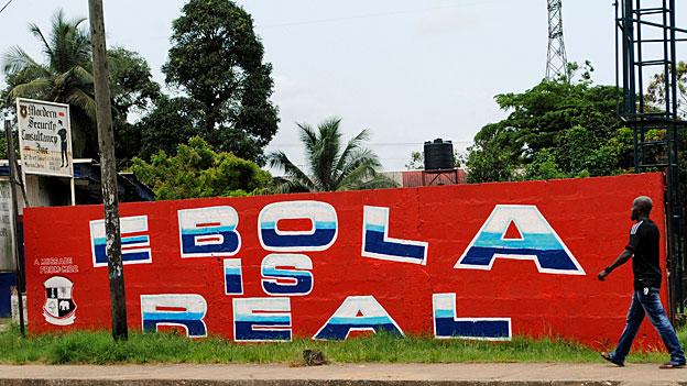 Ebola verursacht weltweit Angst und Misstrauen