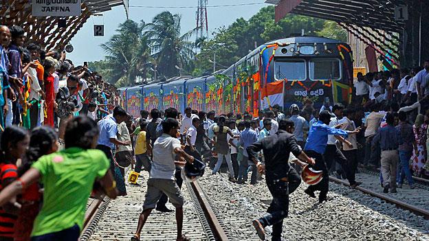 Zweideutige Signale aus Sri Lanka