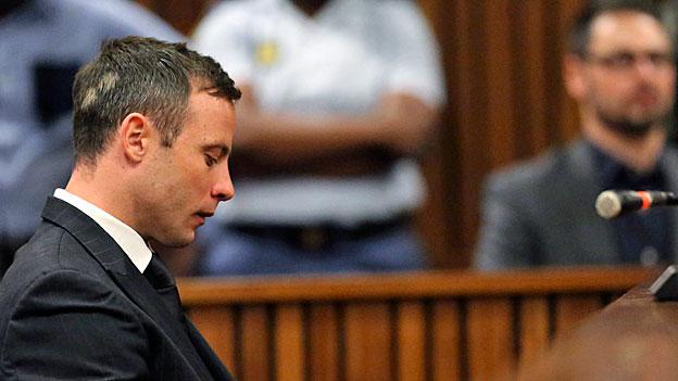 Fünf Jahre Gefängnis für Oscar Pistorius