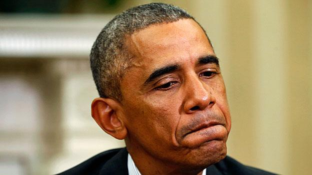 Viele Demokraten gehen auf Distanz zu Barack Obama
