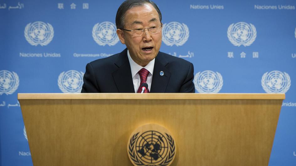 Ein transparenteres Wahlverfahren für den UNO-Generalsekretär