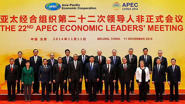 Freihandel im asiatisch-pazifischen Raum