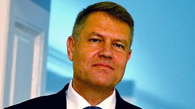 Klaus Johannis - ein Siebenbürger wird rumänischer Präsident
