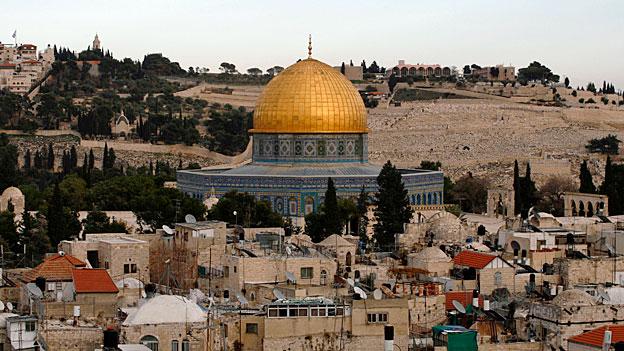 Jerusalem - erstarrte Stadt