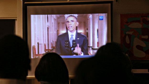 Obama stoppt Ausweisung von illegalen Einwanderern