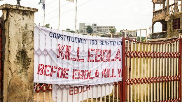 Ebola-Epidemie wütet weiter in Sierra Leone