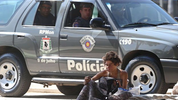 Armutszeugnis für Brasiliens Polizei