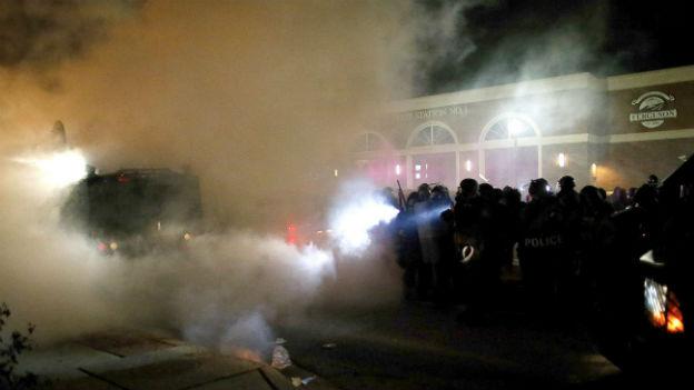 Ferguson/USA: Polizist wird nicht angeklagt