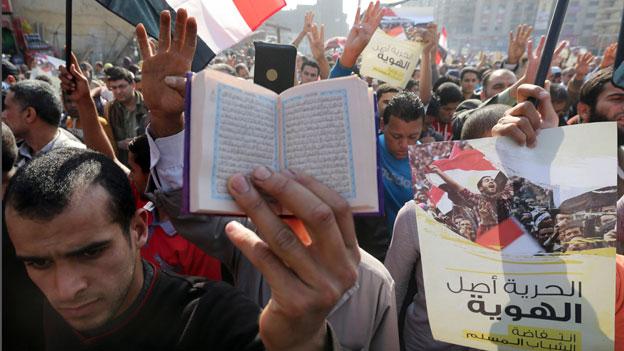 Ägypten: Klima der Repression