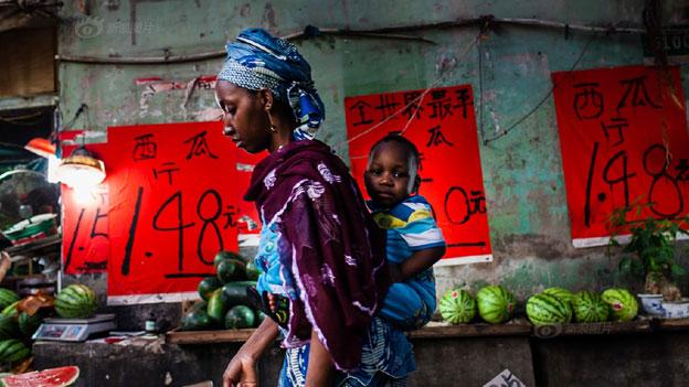 Afrikaner in China - geschätzt und gehasst