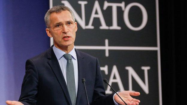 Ukraine als Nato-Mitglied willkommen