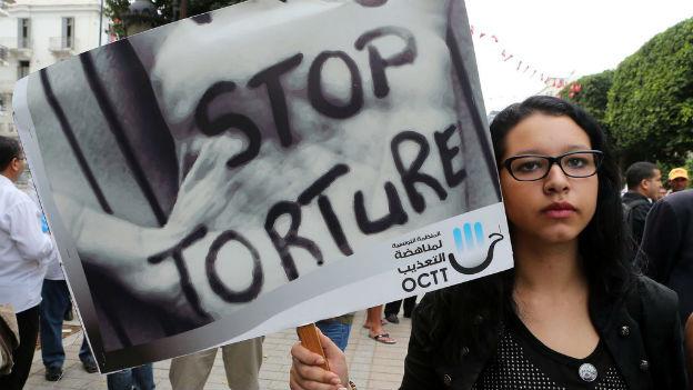 «Es gibt keinen Staat, in dem Folter nicht ein Thema wäre»