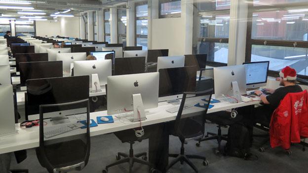 Das Informatiker-Nest des neuen Orange-Besitzers