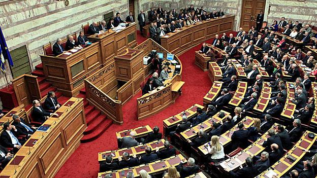 Das griechische Seilziehen um Neuwahlen