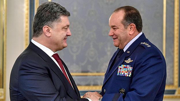 Ukrainisches Parlament hebt Blockfreien-Status auf