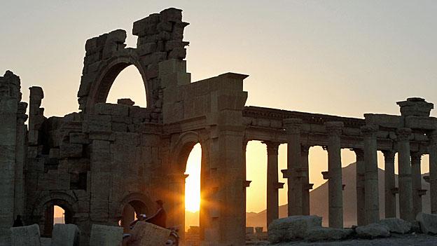 Syriens Kulturstätten vom Krieg zerstört