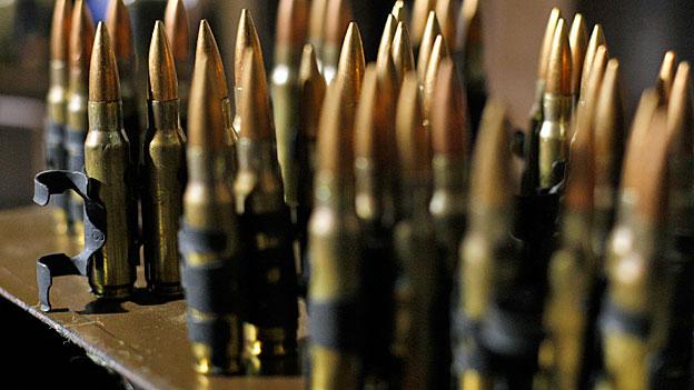 Internationales Waffenhandelsabkommen - der Durchbruch