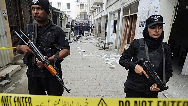 Pakistan: Herber Rückschlag für Friedensgespräche