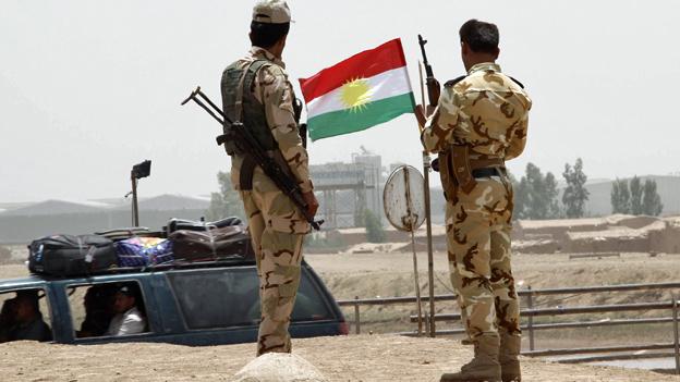 Nato und UNO halten sich in Irak zurück