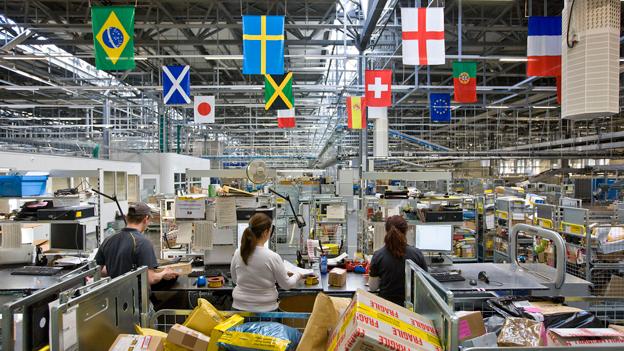 Wachstumsaussichten für Exportindustrie